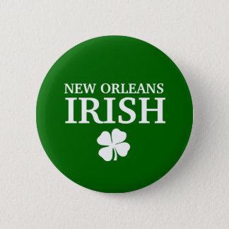 Proud NEW ORLEANS IRISH! St Patrick's Day Pinback Button