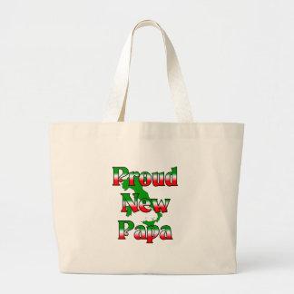 Proud New Papa Bag