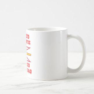 PROUD NEWFIE PROUD MI'KMAQ COFFEE MUG