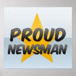 Proud Newsman Print