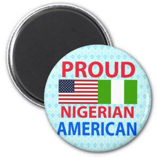 Proud Nigerian American Magnet