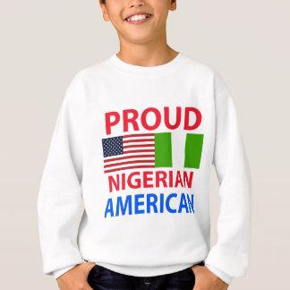 Proud Nigerian American Sweatshirt