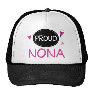 Proud Nona Trucker Hat