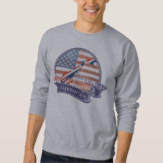 Proud Norwegian American Sweatshirt