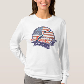 Proud Norwegian American T-Shirt