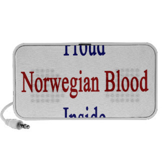 Proud Norwegian Blood Inside Portable Speaker