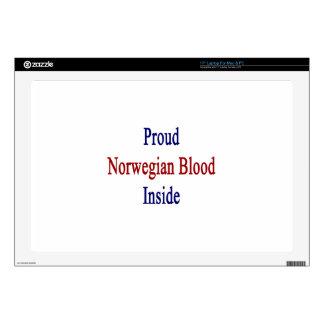 Proud Norwegian Blood Inside Skins For Laptops
