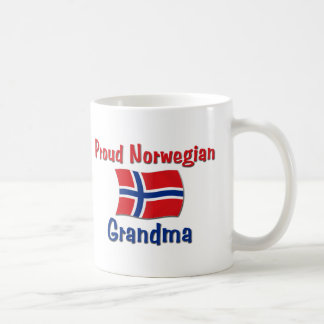 Proud Norwegian Grandma Coffee Mug