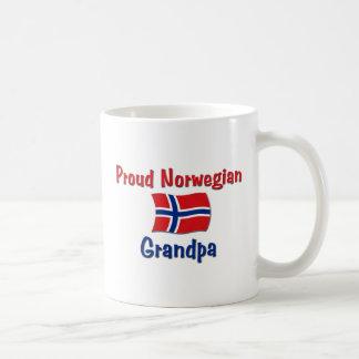 Proud Norwegian Grandpa Coffee Mug