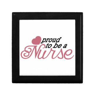 Proud Nurse Gift Box