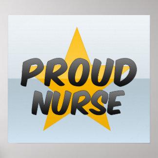 Proud Nurse Print