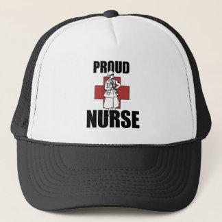 Proud Nurse Trucker Hat