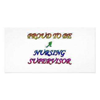 PROUD NURSING NURSING SUPERVISOR CARD