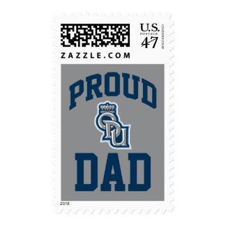 Proud ODU Dad Postage