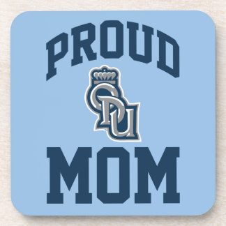 Proud ODU Mom Beverage Coaster