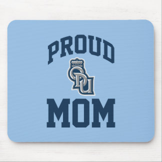 Proud ODU Mom Mouse Pad