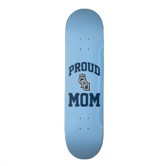 Proud ODU Mom Skateboard Deck