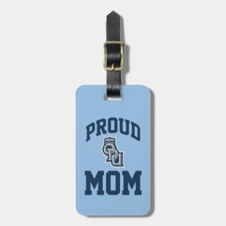 Proud ODU Mom Tag For Bags