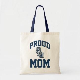 Proud ODU Mom Tote Bag