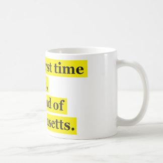 Proud of Massachusetts Coffee Mug