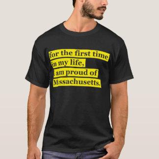 Proud of Massachusetts T-Shirt
