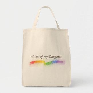 Proud of my Daughter Tote Bag