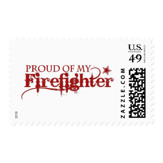 Proud of my Firefighter Postage