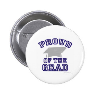 Proud of My Grad Button