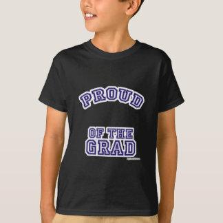 Proud of My Grad plain T-Shirt