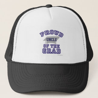 Proud of My Grad! Trucker Hat