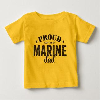 Proud of my MARINE dad T-shirt