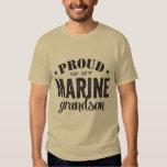 Proud of my MARINE grandson Tee Shirt