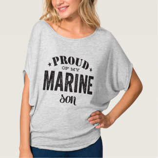 Proud of my MARINE son T-Shirt