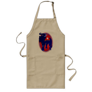 Proud Of My Party  Oval Apron