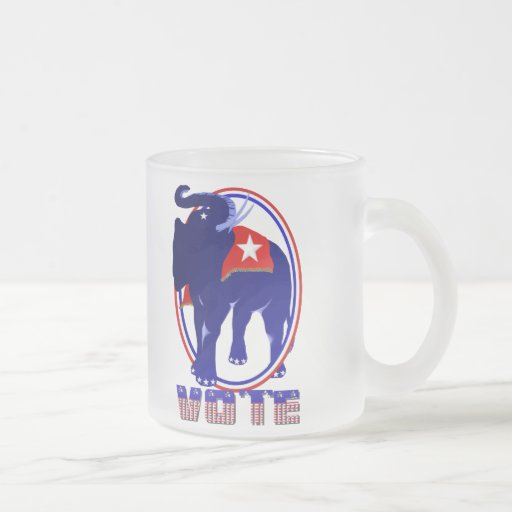 Proud Of My Party-Vote Mug
