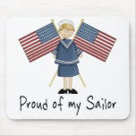 Proud of my Sailor Mouse Pad