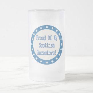 Proud Of My Scottish Ancestors Coffee Mugs