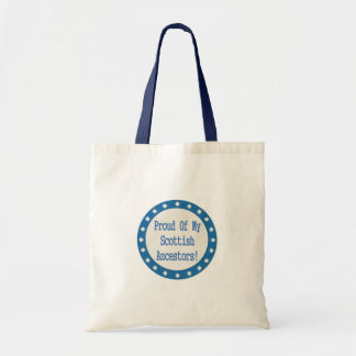 Proud Of My Scottish Ancestors Tote Bag