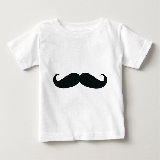 Proud of my Stache....Mustache Baby T-Shirt