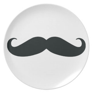 Proud of my Stache....Mustache Plate