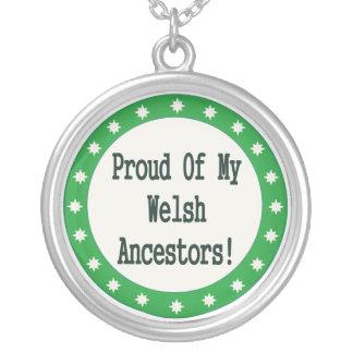 Proud Of My Welsh Ancestors Necklace