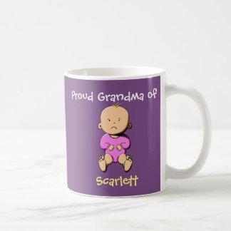 Proud of... Scarlett Coffee Mug