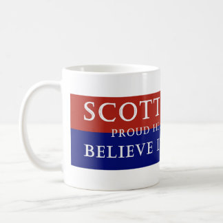 Proud of Scott Walker Coffee Mug