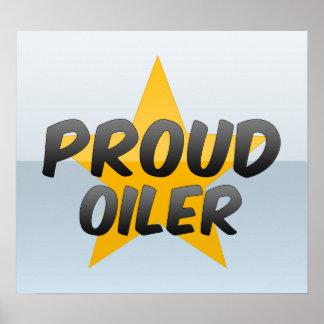 Proud Oiler Print