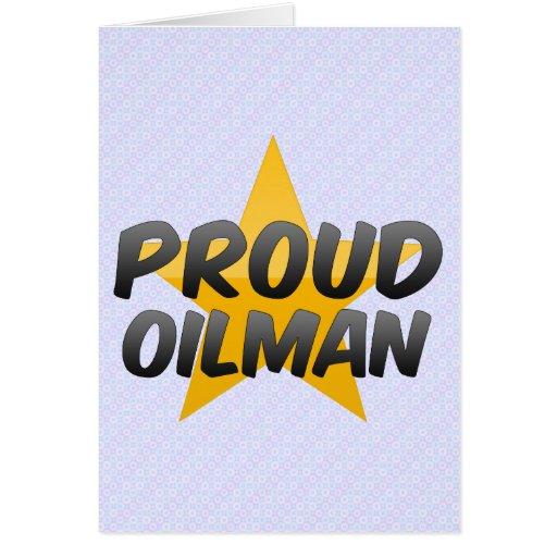 Proud Oilman Cards