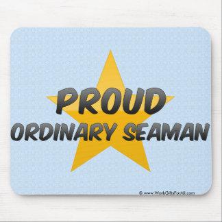 Proud Ordinary Seaman Mouse Pad