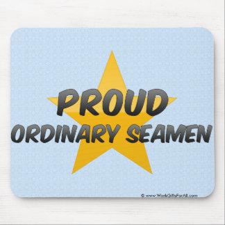 Proud Ordinary Seamen Mouse Pads