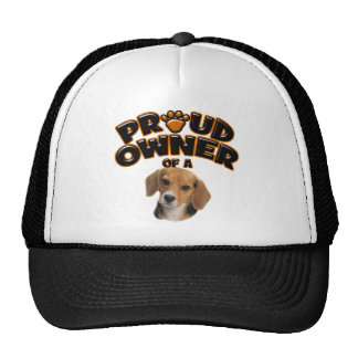 Proud Owner of a Beagle Trucker Hats