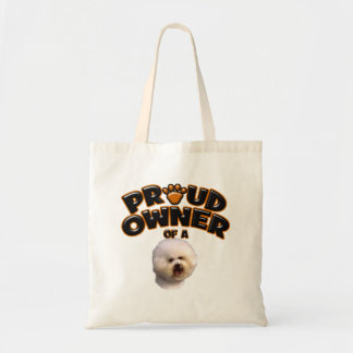 Proud Owner of a Bichon Frise Bags
