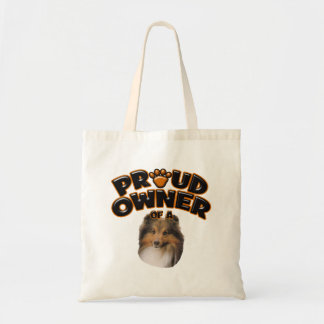 Proud Owner of a Sheltie Bags
